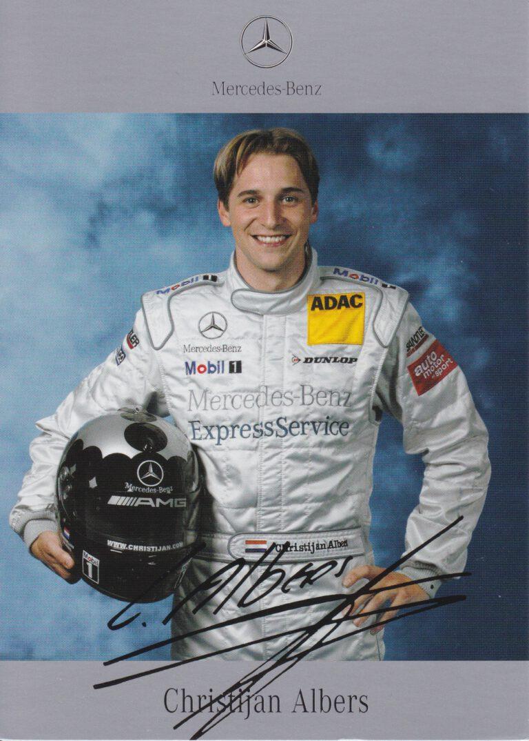 Albers DTM 2003