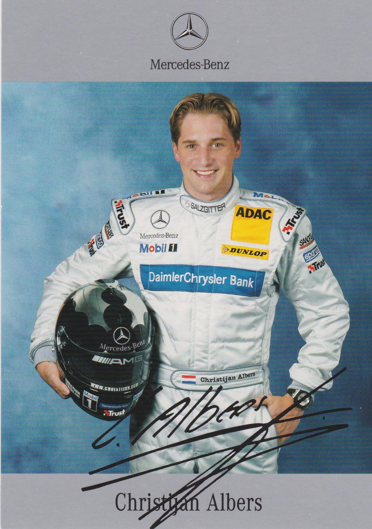 Albers DTM 2004