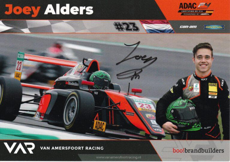 Joey Alders F4 VAR 2