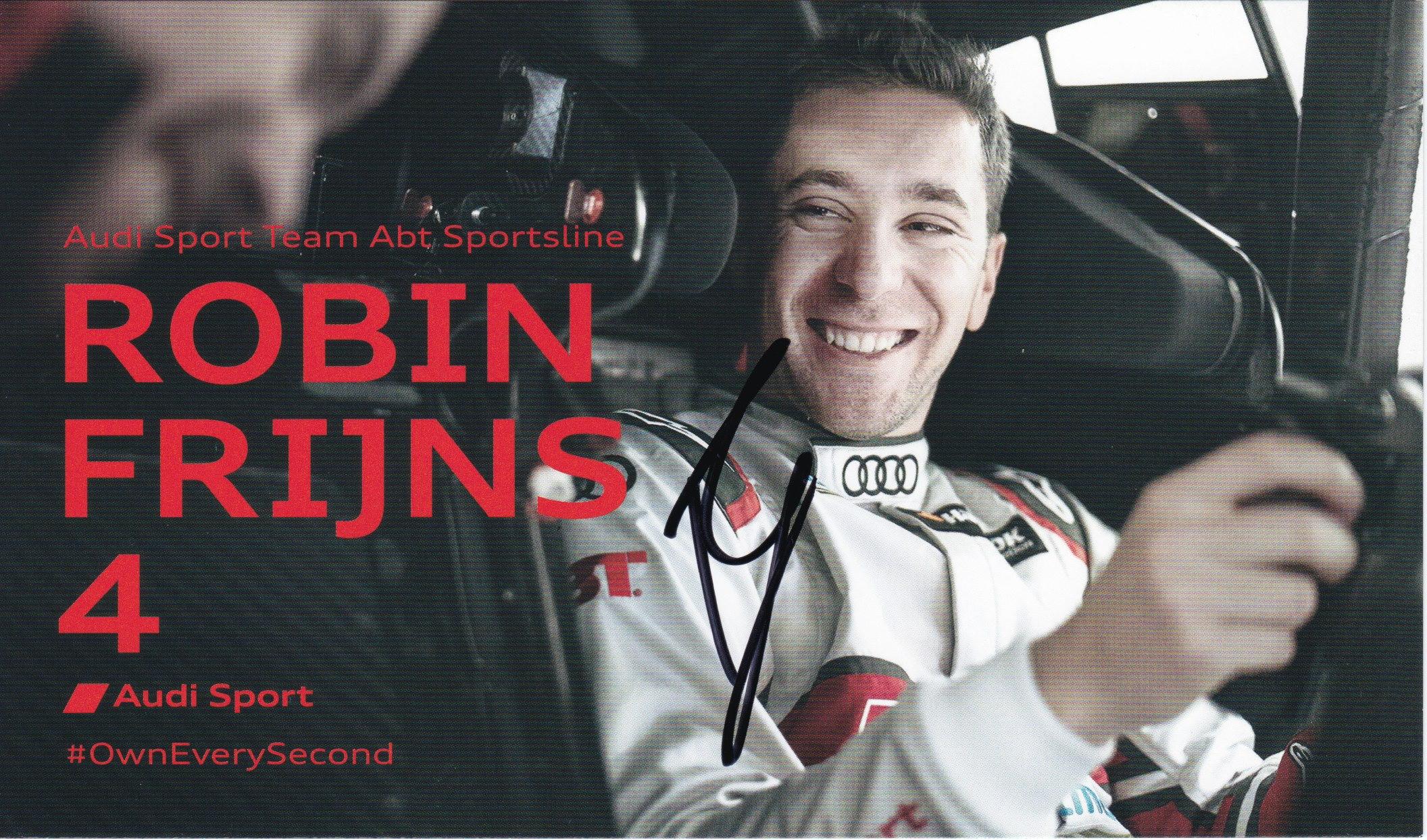 Robin Frijns DTM 2019