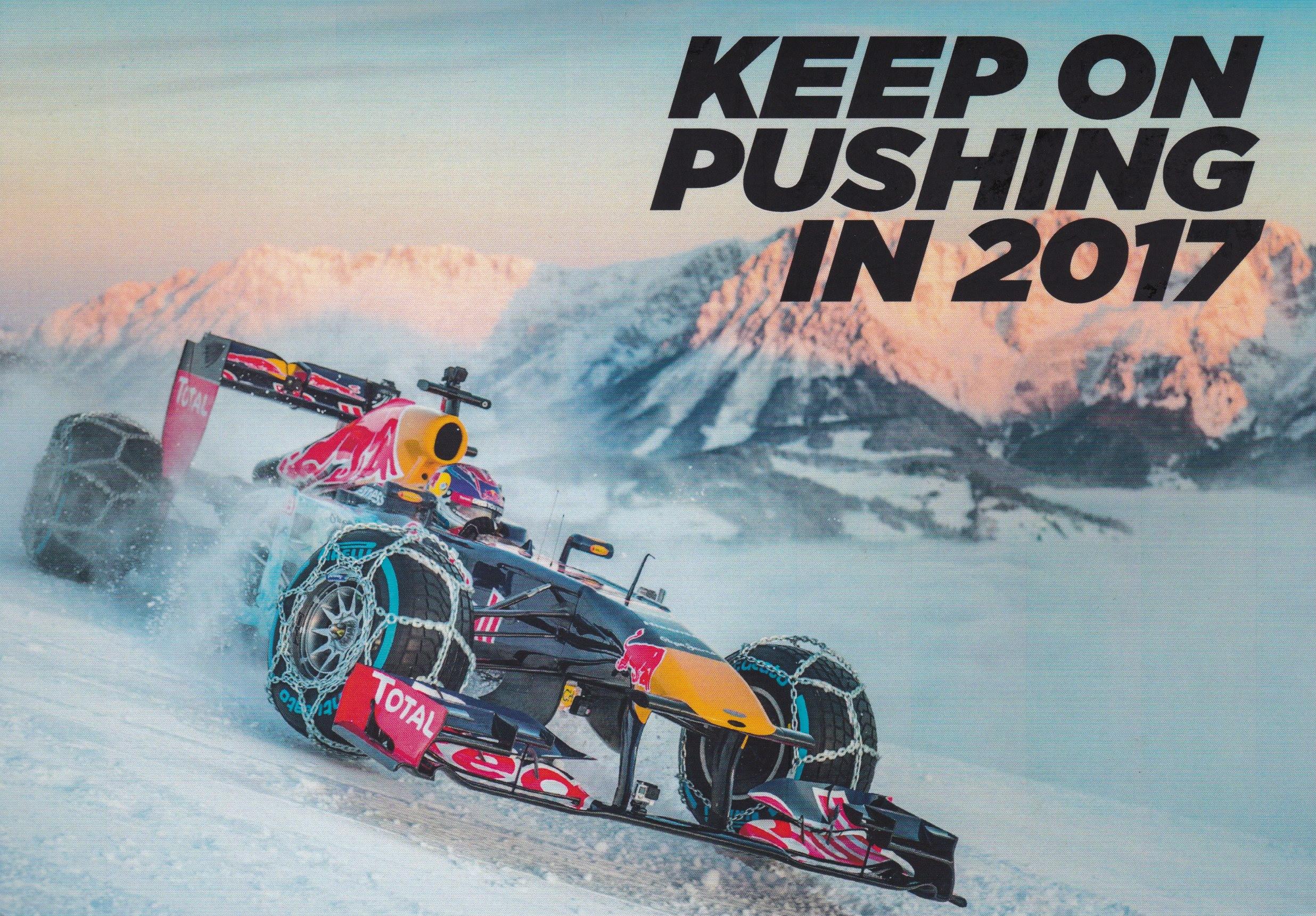 Max Verstappen Shop Kaart 2016