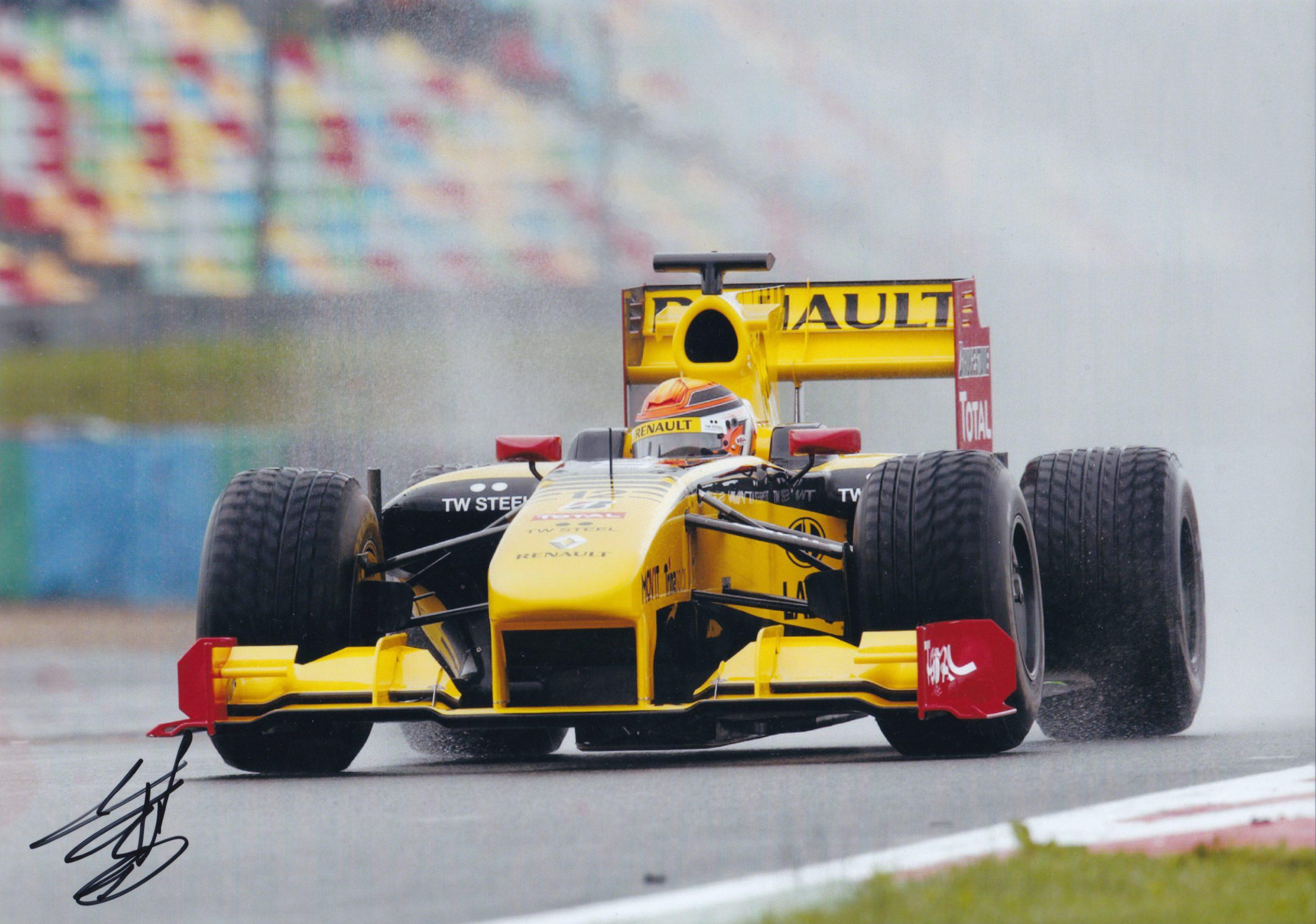 Ho-Pin Tung Renault Foto