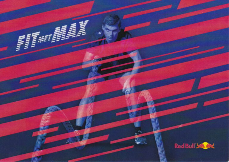 Max Verstappen Fit met Max