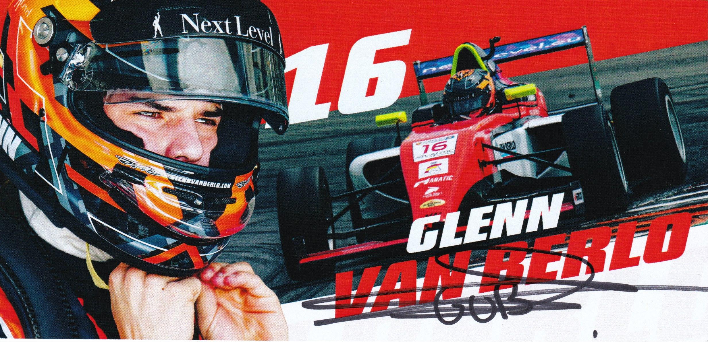 Glenn van Berlo Card 1