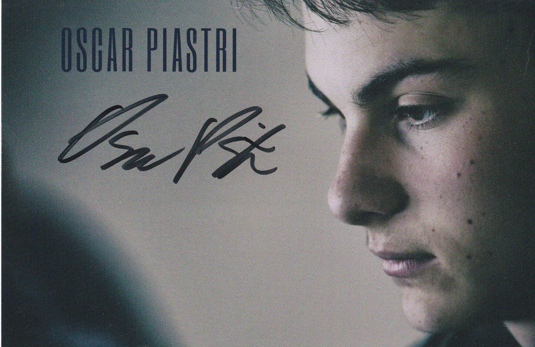 Oscar Piastri R-Ace 2019