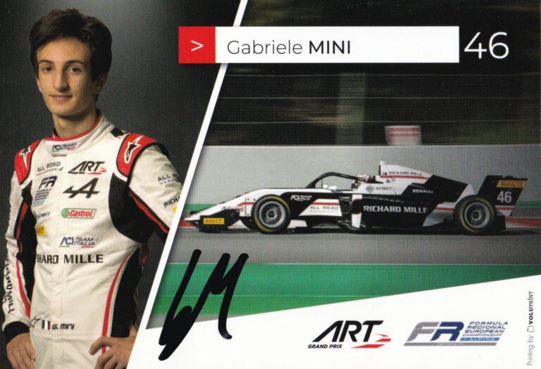 Gabrielle Mini ART Grand Prix 2021