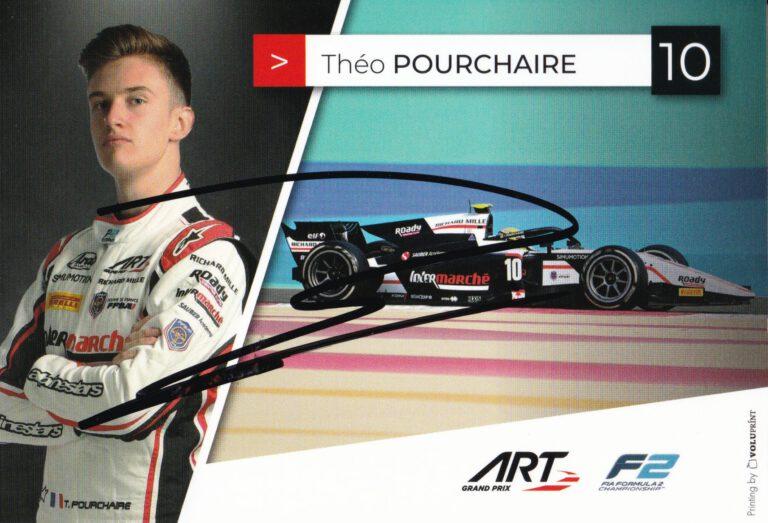 Theo Pourchaire ART Grand Prix 2021